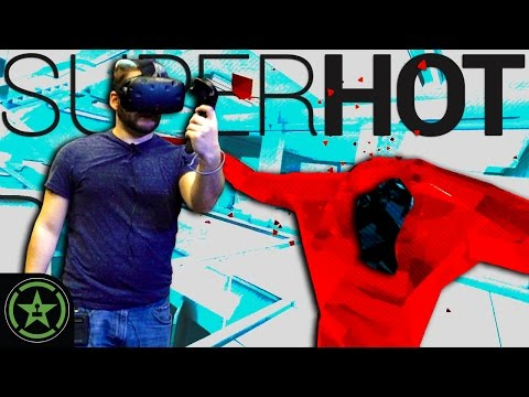 VR the Champions - Superhot