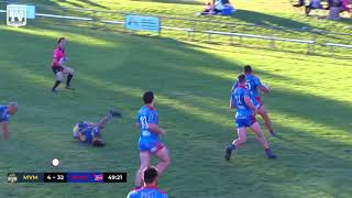2018 Group 3 RL 1st Grade Round 7 Highlights - Macleay Valley Mustangs v Wauchope Blues
