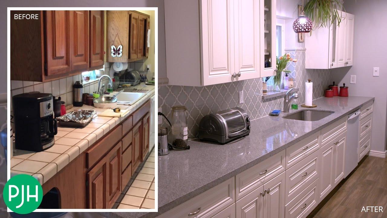 Phoenix Kitchen Remodel & Upgrade | P. J. Hussey - YouTube