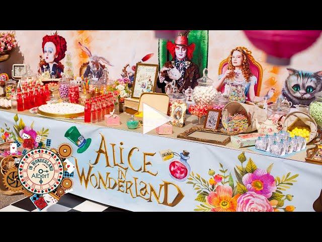 HM productions | Alice in Wonderland | albert