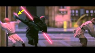 Star Wars: The (Totally) Phantom Menace