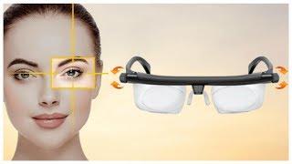 Регулируемые очки Adlens обзор / Универсальные очки для зрения Адленс купить