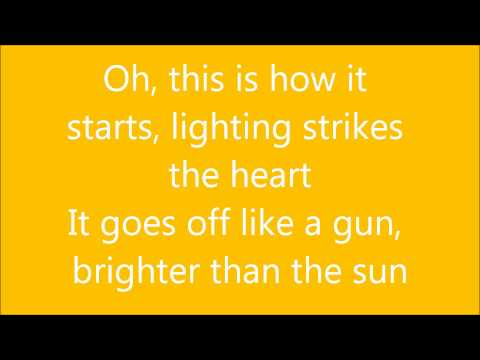 Colbie Caillat - Brighter Than The Sun - Lyrics [HD]