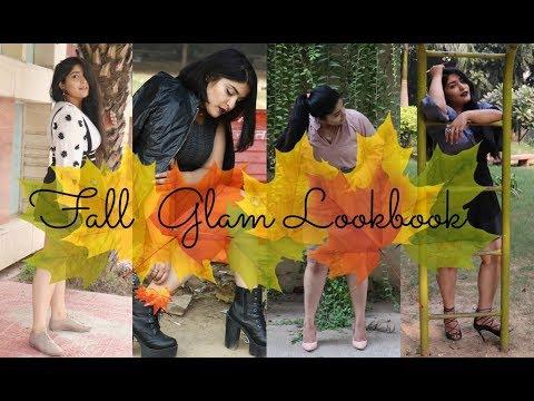 Fall Glam Lookbook | Outfit Ideas For Autumn | Shreya Jain
