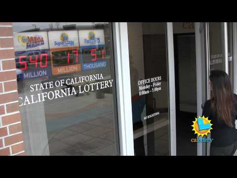 Integrity Videos: #4 - The California Lottery's Claim Process - Part One
