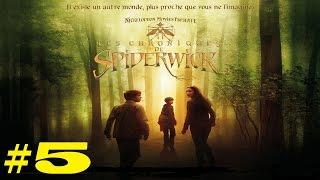 Les Chroniques De Spiderwick - Let's Play Part 5 [PC]
