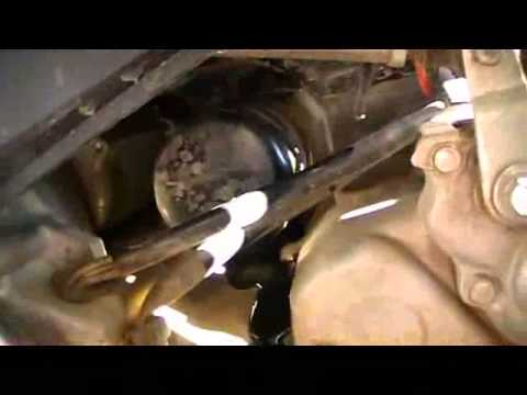 hqdefault how to change the oil on a yamaha kodiak youtube  at aneh.co