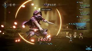"""OCTOPATH TRAVELER """"Capitulo 3: Therion BOSS Gareth"""" [SWITCH] #90"""