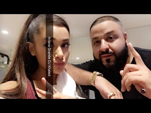 Ariana Grande & DJ Khaled work out in the gym (05/15/16) from YouTube · Duration:  6 minutes 23 seconds