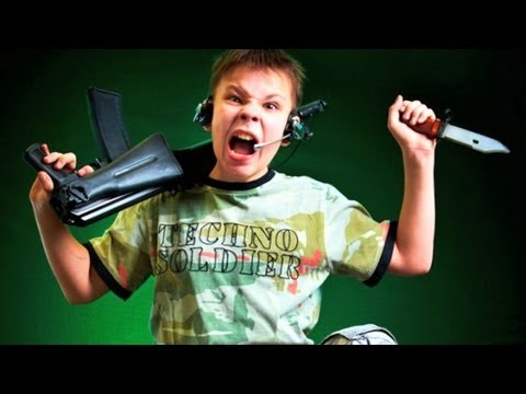 Do Video Games Make Kids Violent?