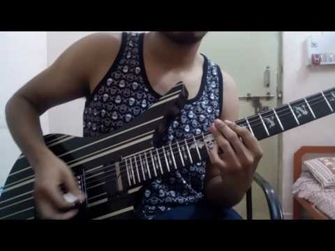 Oh Haseena (hard rock version) Guitar Cover