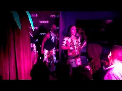 Jamaica Rouge - Live @ Cobalt D.C - 09-08-2013