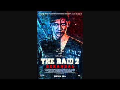The Raid 2 - Soundtrack Nine Inch Nails Ghosts 13