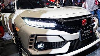4khonda gugen civic type r 2019 prototype r osaka auto messe 2019