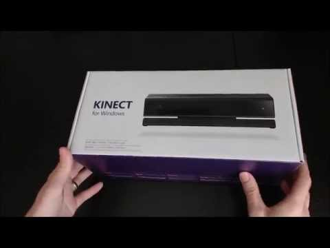 Kinect For Windows v2 Unboxing | LabVIEW Hacker