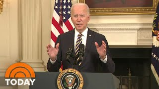 Why Did White House Order Airstrikes In Syria? | TODAY