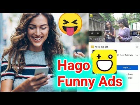 Hago Funny Ads || Hago Funny Advertisement || Hago App By Ravi Tech Tube