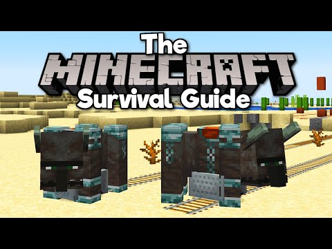 How To Farm Crops Using Ravagers! ▫ The Minecraft Survival Guide (Tutorial Let's Play) [Part 236] thumbnail