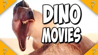 What are the BEST dinosaur movies to watch