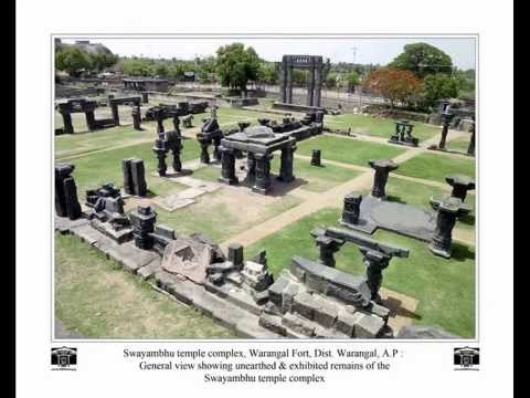 Photographs of Kakatiya Monuments