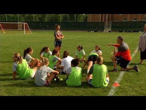 Cooper girls soccer shining early