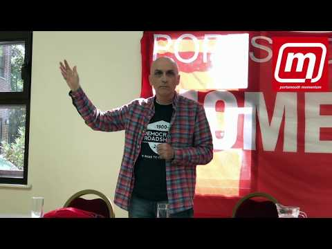 Chris Williamson's Democracy Roadshow