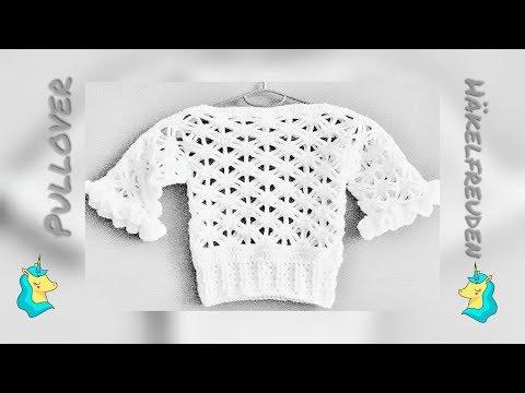 Pullover Für Baby Häkeln
