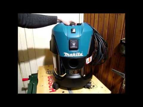 Обзор пылесоса Makita VC2012L + Cyclone Dust Collector