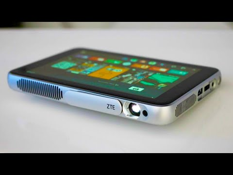 5 AMAZING SMART 4K PROJECTOR ▶ Screen Touch Android Best Projectors