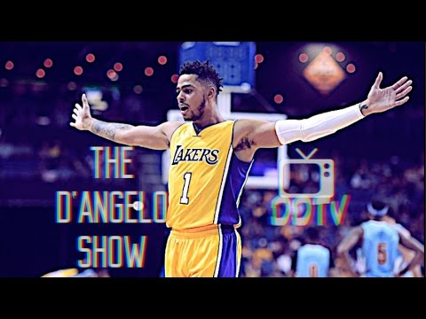 D'Angelo Russell 2016 - 2017 Mix - Broccoli(D.R.A.M) The D'Angelo Show