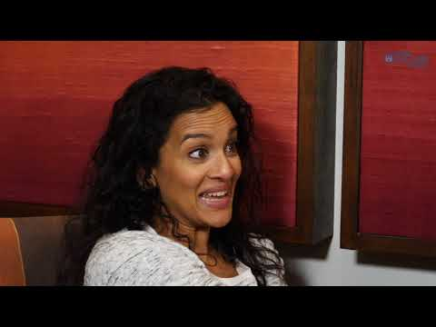 Anoushka Shankar Shiraz ACV exclusive interview