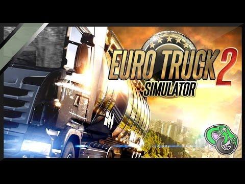 Euro Truck Simulador 2 Mapa Coreia Do Sul Off-Road Estradas Insanas