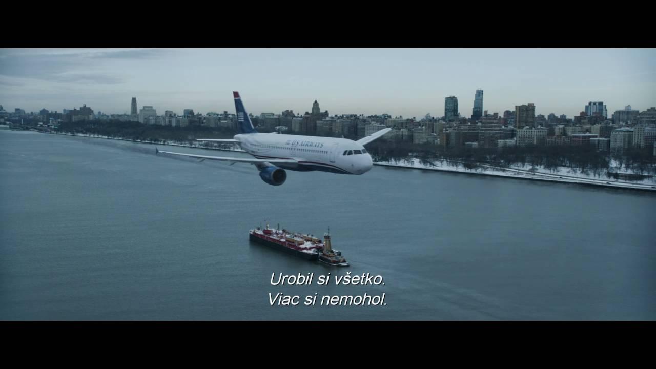SULLY - v kinách od 8. septembra - trailer