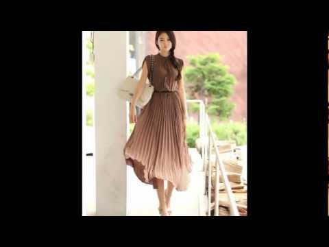 Korean/ Japanese Fashion - Summer Dresses