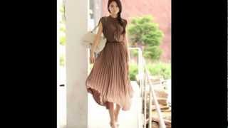 Korean/ Japanese Fashion - Summer Dresses Thumbnail