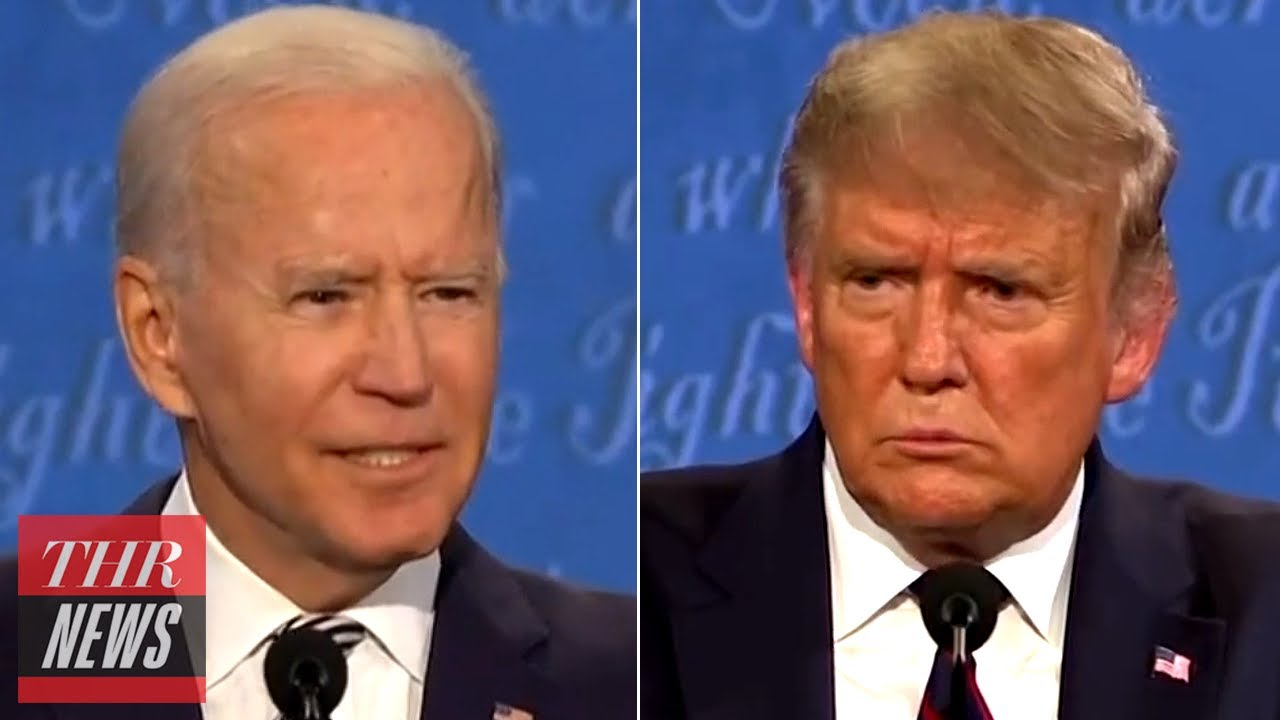 "Why Critics Are Calling the First Presidential Debate Between Trump & Biden a ""Disaster"" 