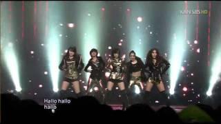 Kara - Lupin 100314 Popular song