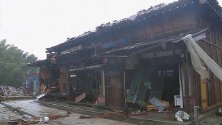 NO COMMENT   El tifón Hagibis causa estragos en Japón antes de tocar tierra