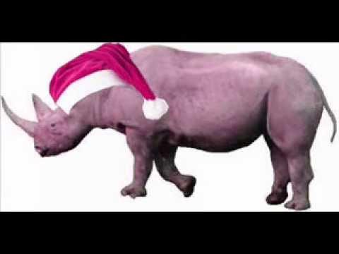 Rhinoceros for Christmas (Christmas Rap)
