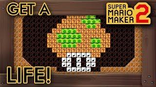 Super Mario Maker 2 - Get A Life!