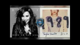 Demi Lovato Vs Taylor Swift - Shake in the USA (Mashup)