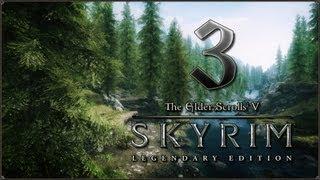 Прохождение TES V: Skyrim - Legendary Edition — #3: Изгой