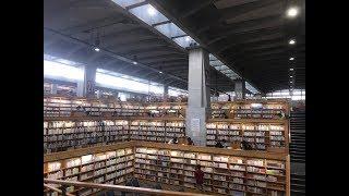 本棚のレイヤード 図書館戦争のロケ地その2 十日町情報館 建築 デザイン japan Architecture kiến trúc 건축