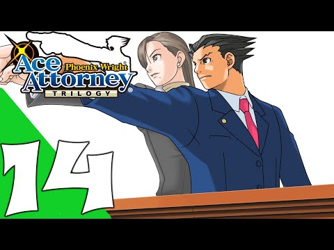 Phoenix Wright: Ace Attorney Trilogy Walkthrough Gameplay Part 14 ENDING - Case 14 (PC Remastered)