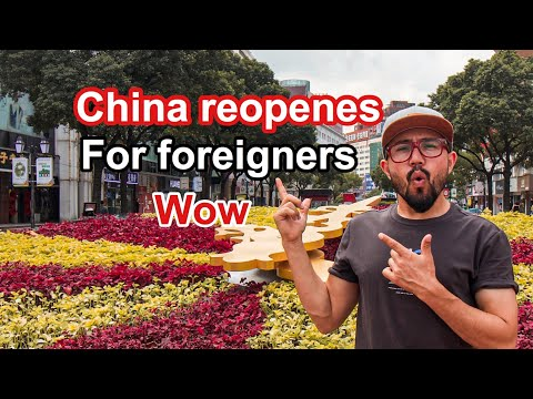 China Reopens It's Border For Foreigners [entry Policy To China Now]