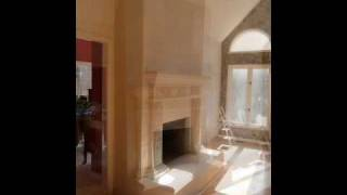 Cast Stone Fireplace Surround By All American Decorative Concrete