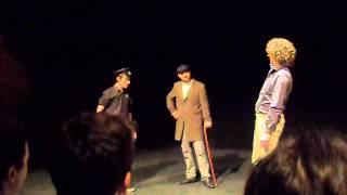 La Revancha de Romeo y Julieta - Conor Monaghan, Daniel Scanlan, Piotr Grzelak y Noel Thompson