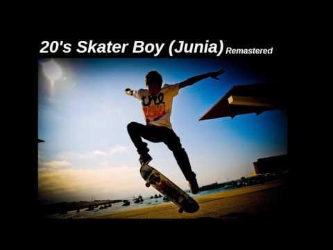 Dj Manoy John - 20's Skater Boy (Junia) Remastered