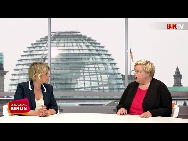 Schlossplatz Berlin mit Dr. Norbert Röttgen - Teaser