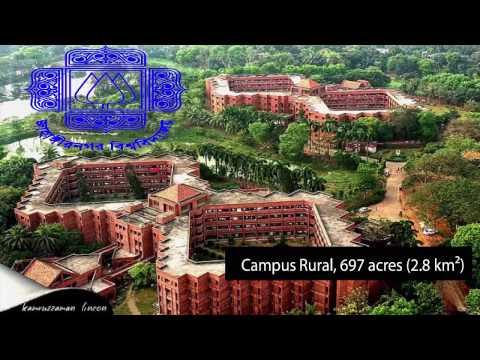 6 Biggest Universities in Bangladesh | Top 6 Public Universities of Bangladesh according to length